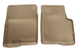 Husky Liners® 35453 - Classic Style™ Floor Liners (1st Row, Tan)