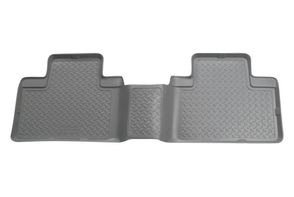 Husky Liners® - Classic Style™ Floor Liners - 2nd Row, Gray