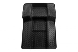 Husky Liners® - Classic Style™ Floor Liners - Walkway Between Bucket Seats, Black