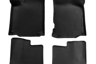 Husky Liners® 89311 - Classic Style™ Floor Liners (1st and 2nd Rows, Black)