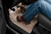 Husky Liners® - WeatherBeater™ Floor Liners, Dirt and Mud