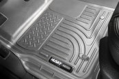 Husky Liners® - WeatherBeater™ 1st Row Floor Liner - Gray