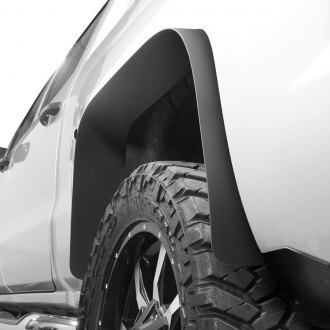Husky Liners® - Long John™ Rear Fender Flares