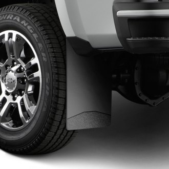 Husky Liners® - Black Mud Flaps with Weight