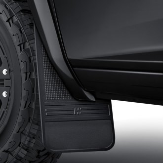 Husky Liners® - MudDog™ Black Mud Flaps w/o Weight