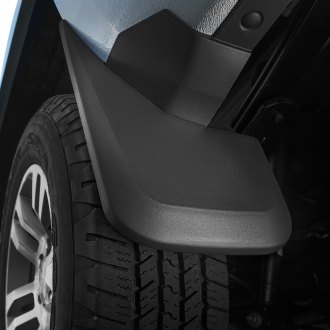 Husky Liners® - Custom Molded Black Mud Guards