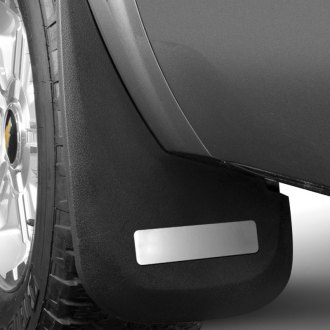 Husky Liners® - Stainless Rear Mud Guards