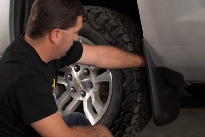 Husky Liners® - Mud Guards Installation Video