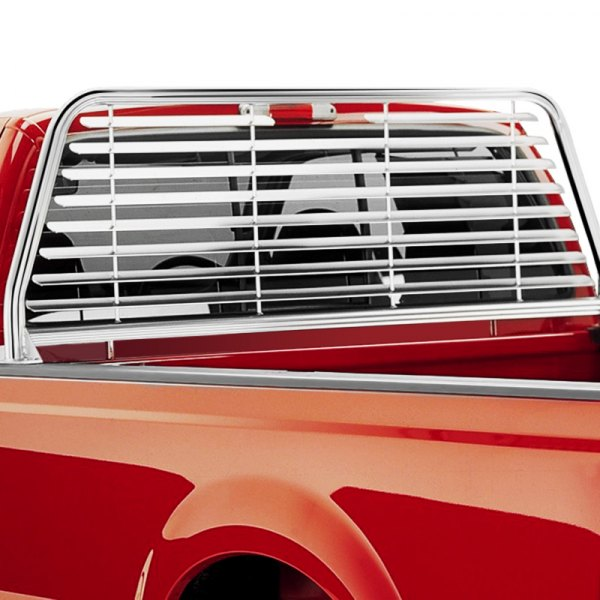 Image may not reflect your exact vehicle! Husky Liners® - Rear Window Sunshade