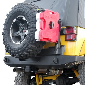 Hyline Offroad® - Rear Swing out Tire Carrier Assembly