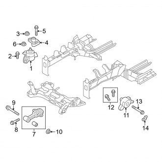 2013 Hyundai Elantra Oem Engine Parts Rebuild Kits Carid Com