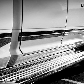 ICI® - U-Cut Polished Rocker Panel Covers
