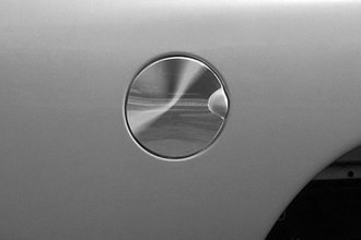 ICI® - Stainless Steel Gas Cap