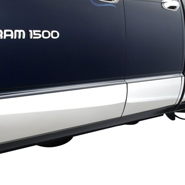 ICI® - Polished A-Fit Rocker Panel Covers