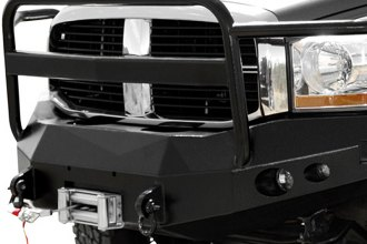 ICI® - Magnum™ Front Bumper with Tube Grille Guard