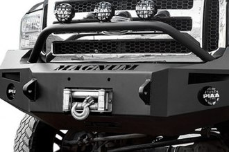 ICI® - Magnum™ Front Bumper with Tube Pre-Runner Light Bar