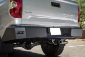 Image may not reflect your exact vehicle! ICI® - Magnum™ Rear Bumper