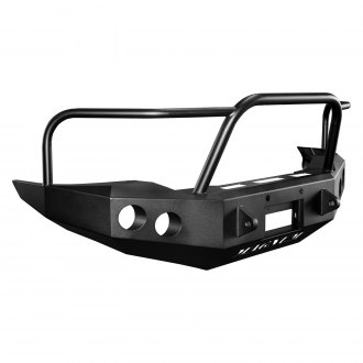 ICI® - Magnum™ Full Width Front HD Winch Bumper with Tube Grille Guard