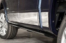 ICI® - Chrome Rocker Panels on Ford F-150