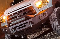 ICI® - Magnum Front Bumper on Toyota Tundra