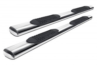 "ICI® FIV21CH - 5"" Polished Oval Step Bars"