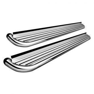 ICI® - Wheel-to-Wheel Polished Running Boards