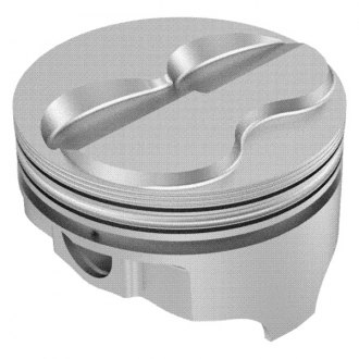 Icon Pistons® - Solid Dome Piston and Ring