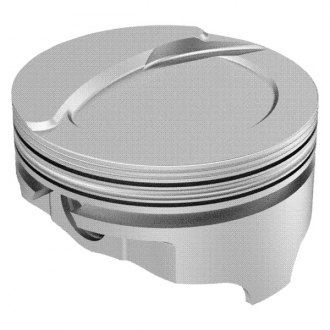 Icon Pistons® - Step Dish Flat Top Piston