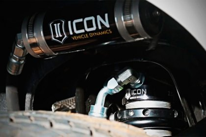 ICON® Suspension System on 2015 Chevy Colorado GMC Canyon (HD)