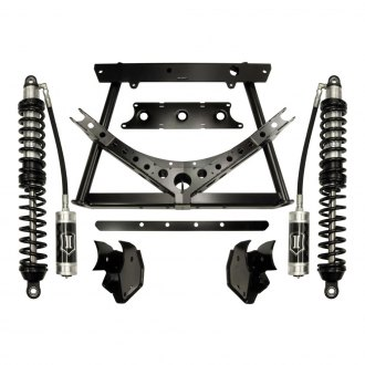 "ICON® - 1.75""-3"" Coilover Conversion Adjustable Rear Suspension Lift Kit"