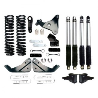 "ICON® - 7"" x 7"" Front and Rear Suspension Lift Kit"