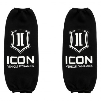 ICON® - 2.5 Neoprene Coilover Shock Protection Covers
