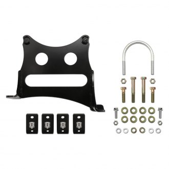 ICON® - Dual Steering Stabilizer Bracket Kit