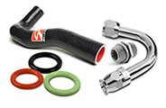 A/C Hoses, Pipes, O-Rings & Fittings
