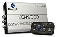 Bluetooth Car Amplifiers