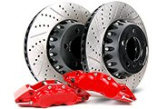 Performance Brakes, Pads & Rotors