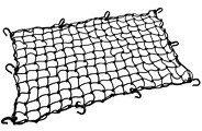 Truck Bed Cargo Nets