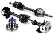 Replacement Driveline & Axles