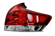 2000 Nissan Frontier Factory Tail Lights