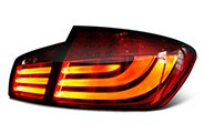 Fiber Optic Tail Lights