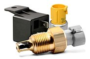 Fuel Sensors, Relays & Switches