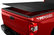 Hinged Tonneau Covers