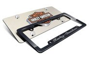 Motorcycle & Powersports License Plate Accessories