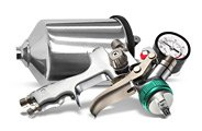 Paint Spray Guns & Accessories