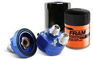 Performance Oil Filters & Relocation Kits