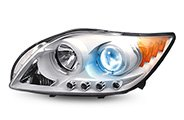 2014 Volkswagen Jetta Projector Headlights