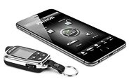 Smartphone Remote Start & Alarms