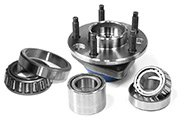 Wheel Hubs, Bearings, Seals