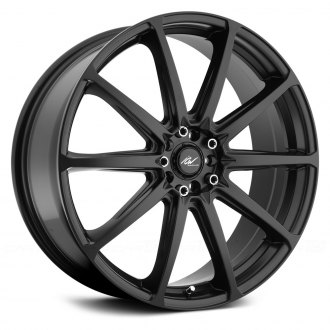 ICW RACING® - BANSHEE Satin Black