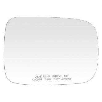 New Replacement Passenger Side Mirror Heated Glass W Backing Compatible With Town /& Country Grand Caravan CV Routan Sold By Rugged TUFF